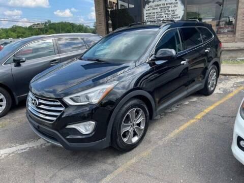 2013 Hyundai Santa Fe for sale at TRANS P in East Windsor CT