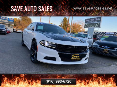 2015 Dodge Charger for sale at Save Auto Sales in Sacramento CA