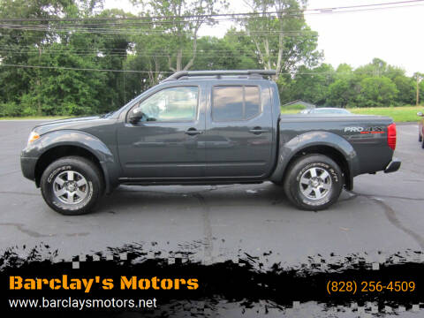 2011 Nissan Frontier for sale at Barclay's Motors in Conover NC