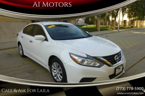 2016 Nissan Altima for sale at A1 Motors Inc in Chicago IL