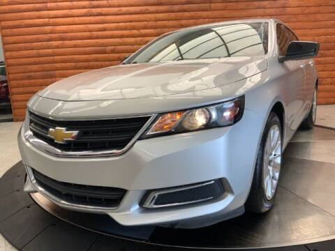 2015 Chevrolet Impala for sale at Dixie Motors in Fairfield OH