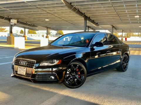 2010 Audi A4 for sale at Car Hero LLC in Santa Clara CA