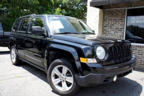 2017 Jeep Patriot for sale at CU Carfinders in Norcross GA