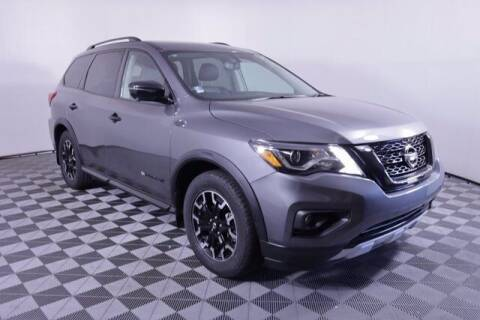 2019 Nissan Pathfinder for sale at Virtue Motors in Darlington WI