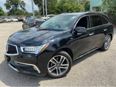 2017 Acura MDX for sale at FREDY USED CAR SALES in Houston TX