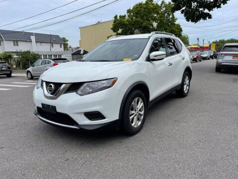 2016 Nissan Rogue for sale at Kapos Auto, Inc. in Ridgewood NY