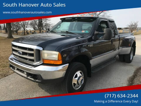 1999 Ford F-350 Super Duty for sale at South Hanover Auto Sales in Hanover PA