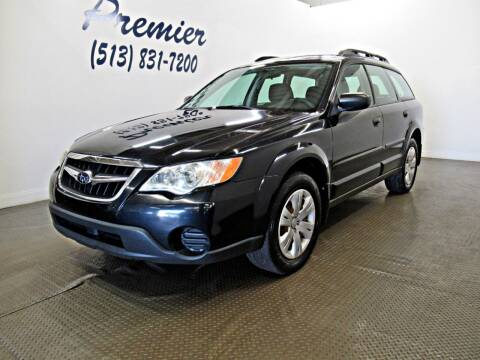 2009 Subaru Outback for sale at Premier Automotive Group in Milford OH