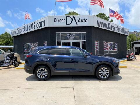 2016 Mazda CX-9 for sale at Direct Auto in D'Iberville MS
