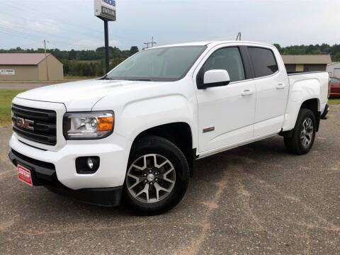 2018 GMC Canyon for sale at STATELINE CHEVROLET BUICK GMC in Iron River MI