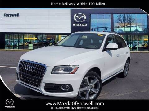 2015 Audi Q5 for sale at Mazda Of Roswell in Roswell GA