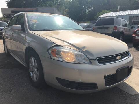 2011 Chevrolet Impala for sale at King Louis Auto Sales in Louisville KY