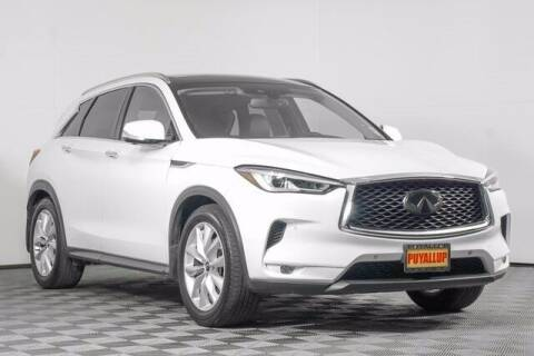 2019 Infiniti QX50 for sale at Chevrolet Buick GMC of Puyallup in Puyallup WA
