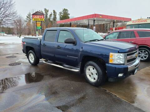 2009 Chevrolet Silverado 1500 for sale at Rum River Auto Sales in Cambridge MN