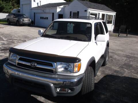 1999 Toyota 4Runner for sale at M & N CARRAL in Osceola IN