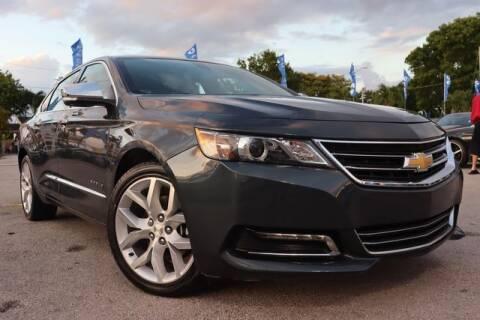 2018 Chevrolet Impala for sale at OCEAN AUTO SALES in Miami FL