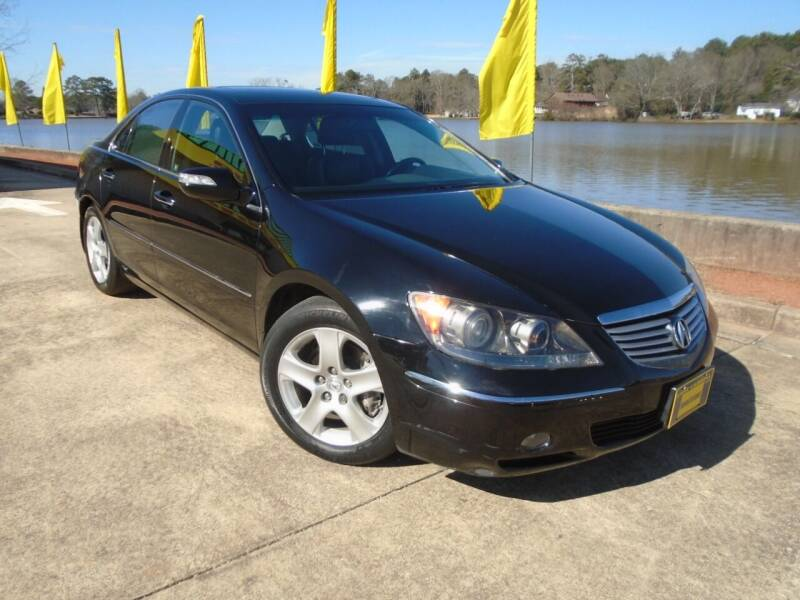 2006 Acura RL for sale at Lake Carroll Auto Sales in Carrollton GA