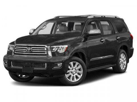 2020 Toyota Sequoia for sale at BEAMAN TOYOTA in Nashville TN