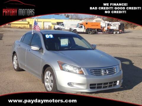 2009 Honda Accord for sale at Payday Motors in Wichita And Topeka KS