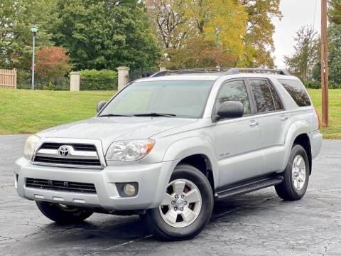 2006 Toyota 4Runner for sale at Sebar Inc. in Greensboro NC