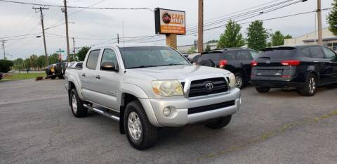 2008 Toyota Tacoma for sale at Cars 4 Grab in Winchester VA