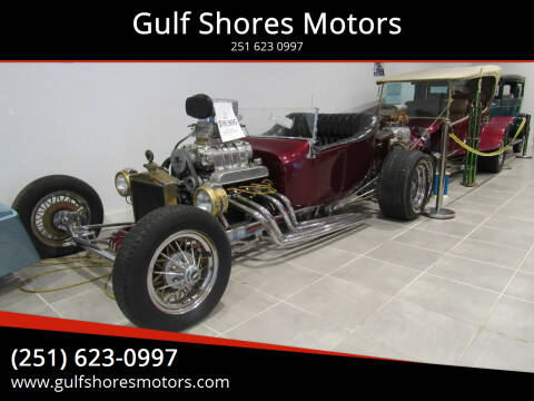 1915 Ford Model T for sale at Gulf Shores Motors in Gulf Shores AL