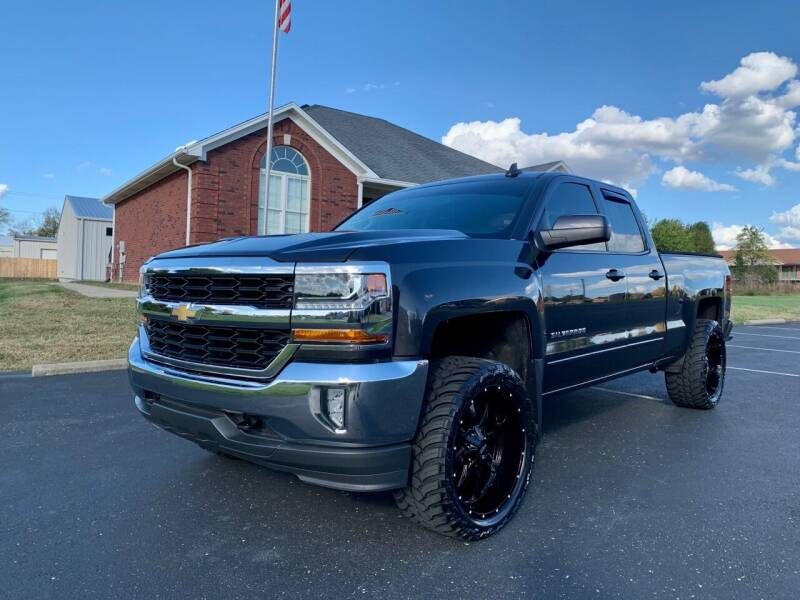 2016 Chevrolet Silverado 1500 for sale at HillView Motors in Shepherdsville KY