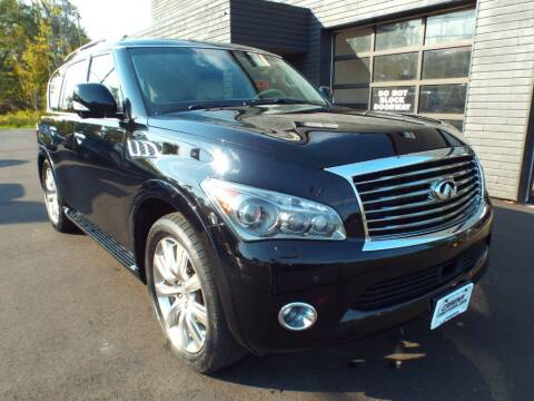 2012 Infiniti QX56 for sale at Carena Motors in Twinsburg OH