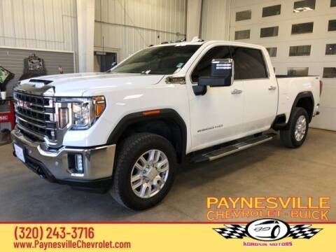 2020 GMC Sierra 2500HD for sale at Paynesville Chevrolet - Buick in Paynesville MN