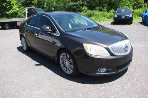 2013 Buick Verano for sale at K & R Auto Sales,Inc in Quakertown PA