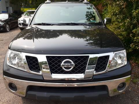 2011 Nissan Frontier for sale at Broad Street Auto in Meriden CT