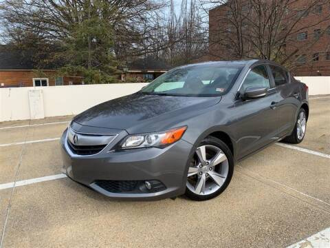 2013 Acura ILX for sale at Crown Auto Group in Falls Church VA
