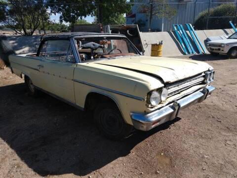 1966 AMC Rambler for sale at Classic Car Deals in Cadillac MI