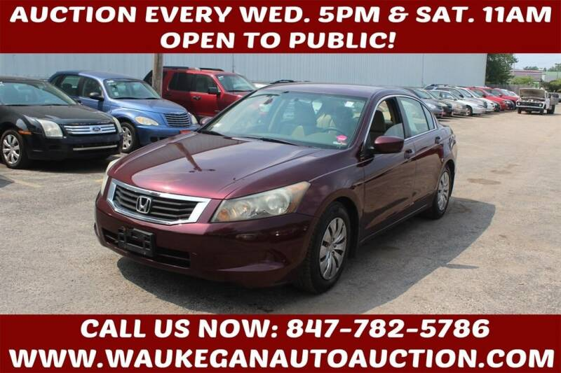 2010 Honda Accord for sale at Waukegan Auto Auction in Waukegan IL