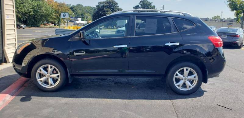 2010 Nissan Rogue for sale at On The Road Again Auto Sales in Doraville GA