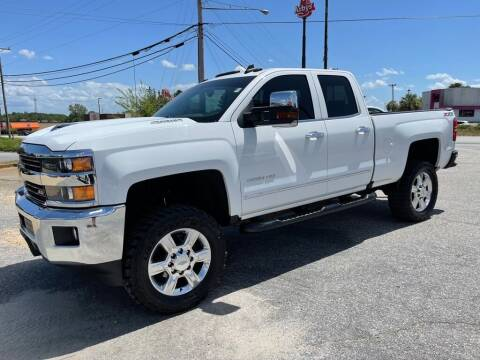 2017 Chevrolet Silverado 2500HD for sale at Modern Automotive in Boiling Springs SC