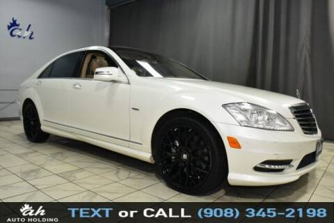 2012 Mercedes-Benz S-Class for sale at AUTO HOLDING in Hillside NJ