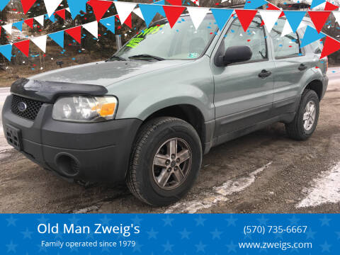2005 Ford Escape for sale at Old Man Zweig's in Plymouth Township PA