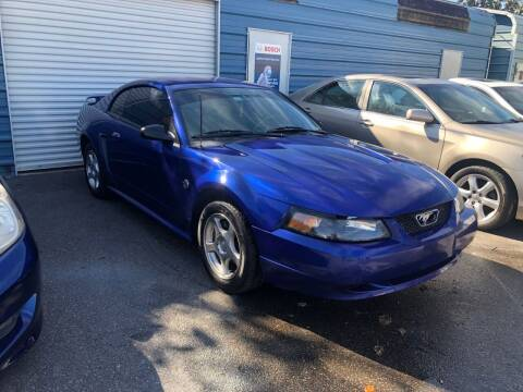 2004 Ford Mustang for sale at OVE Car Trader Corp in Tampa FL