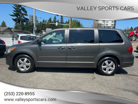 2010 Volkswagen Routan for sale at Valley Sports Cars in Des Moines WA