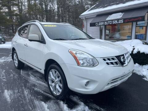 2012 Nissan Rogue for sale at Clear Auto Sales 2 in Dartmouth MA