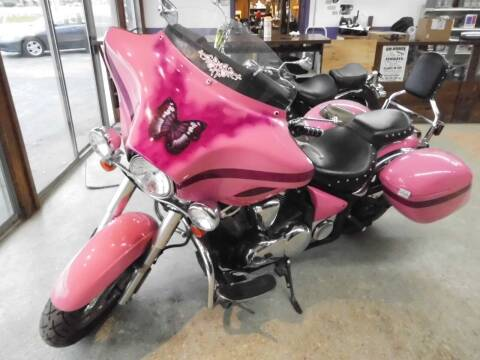2011 Kawasaki VN900 Vulcan for sale at Cycle M in Machesney Park IL