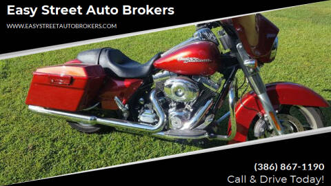 2013 Harley-Davidson Street Glide for sale at Easy Street Auto Brokers in Lake City FL