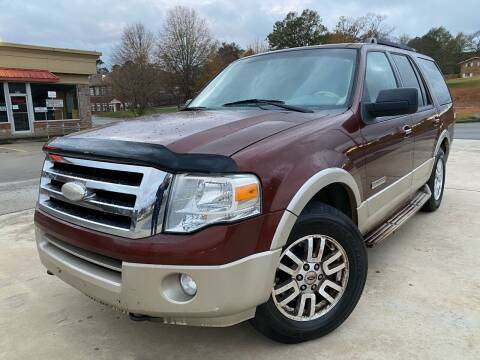 2008 Ford Expedition for sale at Gwinnett Luxury Motors in Buford GA