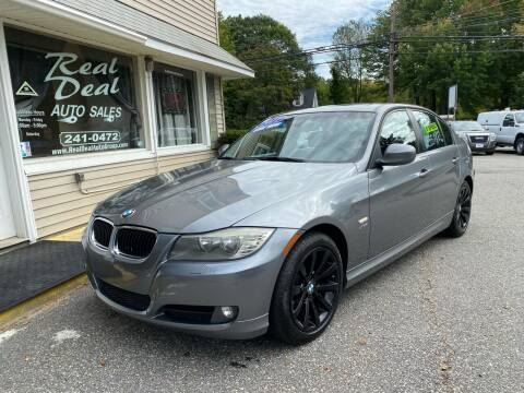 2011 BMW 3 Series for sale at Real Deal Auto Sales in Auburn ME