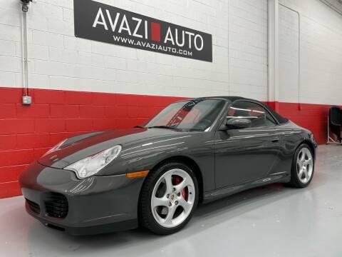 2004 Porsche 911 for sale at AVAZI AUTO GROUP LLC in Gaithersburg MD