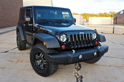 2011 Jeep Wrangler for sale at Effect Auto Center in Omaha NE
