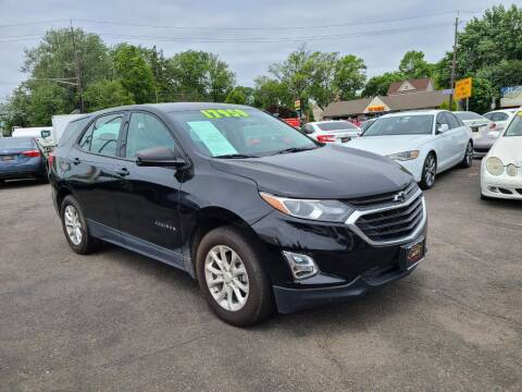 2018 Chevrolet Equinox for sale at Costas Auto Gallery in Rahway NJ