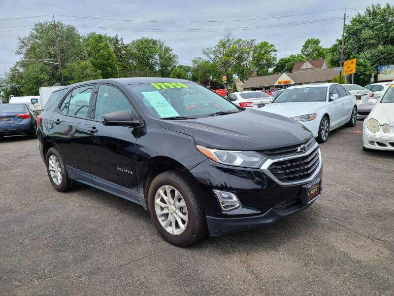 2018 Chevrolet Equinox for sale in Rahway, NJ