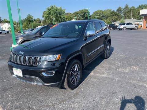 2017 Jeep Grand Cherokee for sale at Greenway Automotive GMC in Morris IL